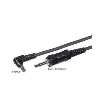 walimex walimex Sync-kabel 420 cm met telefoonaansluiting 3,5 mm