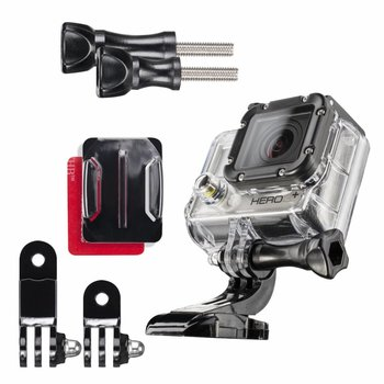 mantona Helm mounting Set voor GoPro