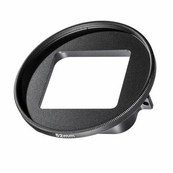 mantona GoPro filter adapter for 52mm