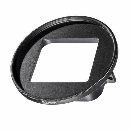mantona GoPro filter adapter voor 52mm