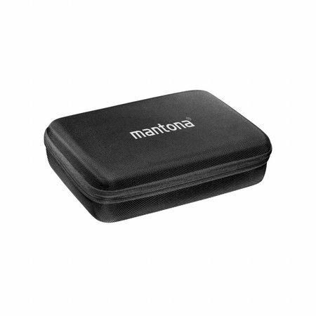 mantona Hardcase Tasche für GoPro Action Cam Gr. M