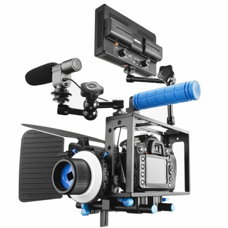 walimex pro DSLR Video Cage Director I 5D u.a.