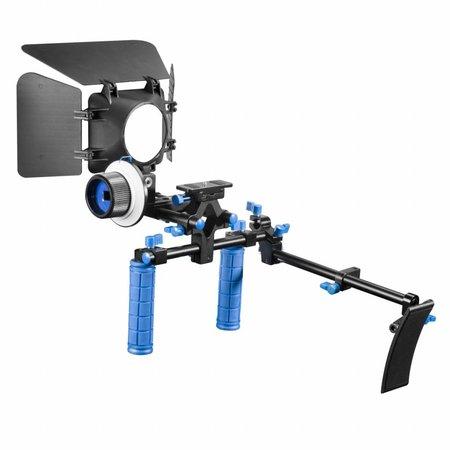 walimex pro Hand-Shoulder-Videotripod Cineast III