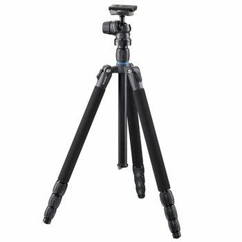 mantona mantona Camera Statief Statiefkop SG-350 Zwart 168cm