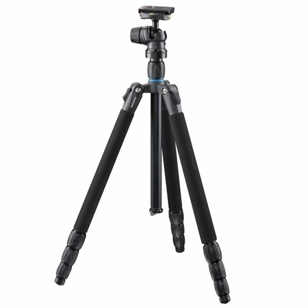 mantona Tripod with Ball Head SG-350 black 168cm