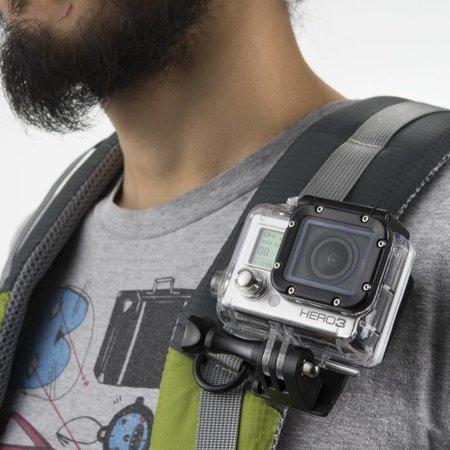 mantona Befestigungsklemme 360 für GoPro