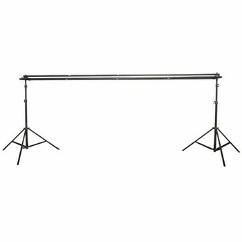 walimex 3-Fold Background System incl. Bag, 290cm
