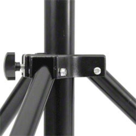 walimex 3-fach Hintergrundsystem + Tasche, 290cm