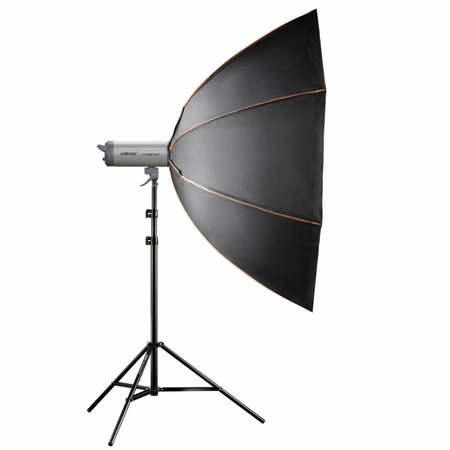walimex pro Octagon Softbox PLUS Orange Line 150