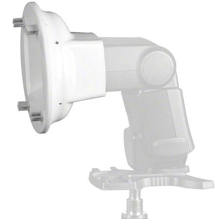 walimex Zusatzadapter für Blitzvorsätze Nikon SB600/SB800