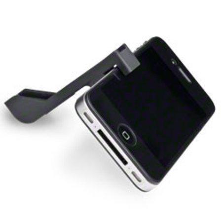 walimex Halterung für Apple iPhone 4/4S mit Stativ