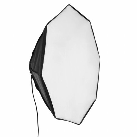 walimex Daylight 1000 mit Octagon Softbox, Ø 60cm