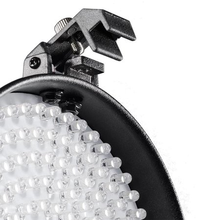 walimex pro LED Spotlight + Kleppenset