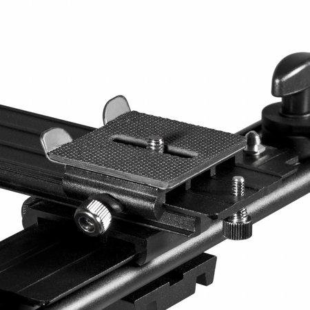 walimex Macro Flits Rail Pro met Y kabel voor Olympus