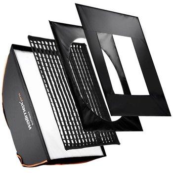 walimex pro Softbox Vierkant PLUS OL 75x150cm | Diverse merken