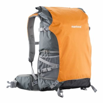 mantona Outdoor-achtertas ElementsPro 50 oranje