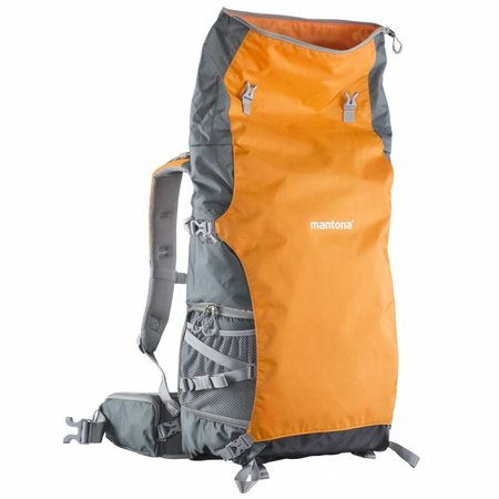 mantona Outdoor Backbag ElementsPro 50 Orange