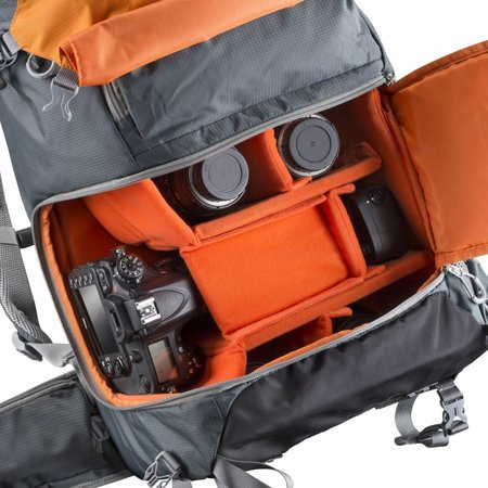 mantona Camera Backpack Outdoor ElementsPro 50 Orange
