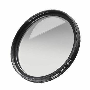 walimex walimex Slim CPL Filter 55 mm, incl  Beschermdoosje