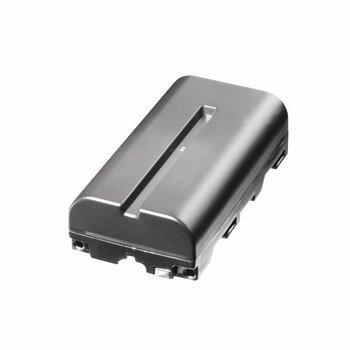 walimex pro Li-Ion Accu NP-F550 voor SONY, 2200 mAh