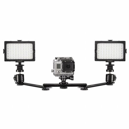 mantona Licht Set voor GoPro Duo