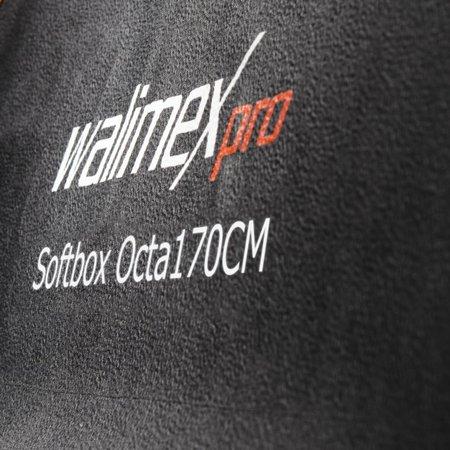 walimex pro Octa Softbox PLUS Orange Line 170