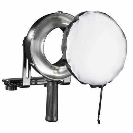 walimex pro Ring Flitskop GXR-400 OP=OP