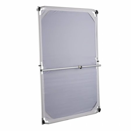 walimex pro Reflectorpaneel 4in1, 100x150cm