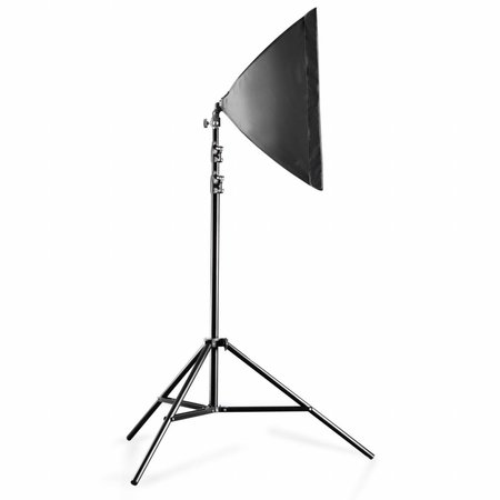 walimex pro Daylight 2er Set 250+ Softbox+ Stativ