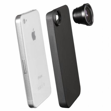 walimex Fisheye  lens voor de iPhone 4/4S