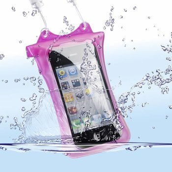 Dicapac WP-i10 Underwater Bag for iPhone & iPod, pink