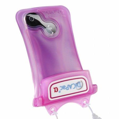 Dicapac DiCaPac Onderwatertas iPhone & iPod WP-i10, Roze