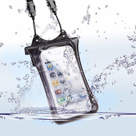 Dicapac DiCaPac Onderwatertas iPhone & iPod WPi10, Zwart