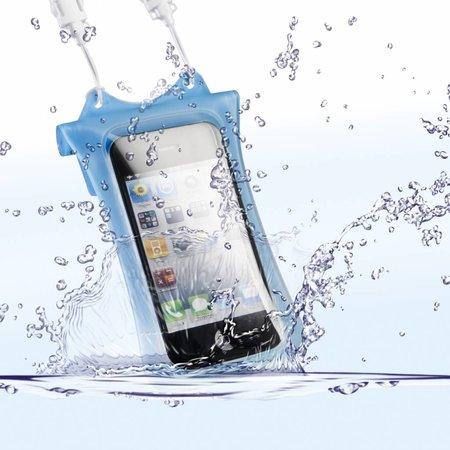 Dicapac DiCaPac WP-i10 Onderwater Tas iPhone & iPod, Blauw