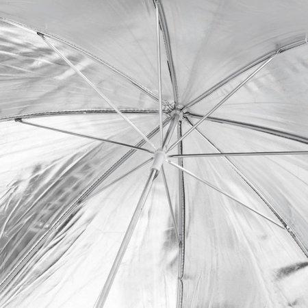 walimex Reflex Umbrella silver, 84cm