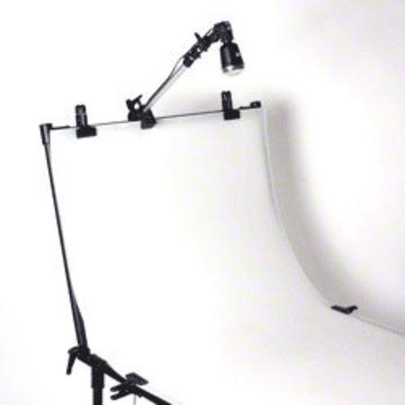 walimex Aluminium TELESKOP Auslegearm, 40-90cm