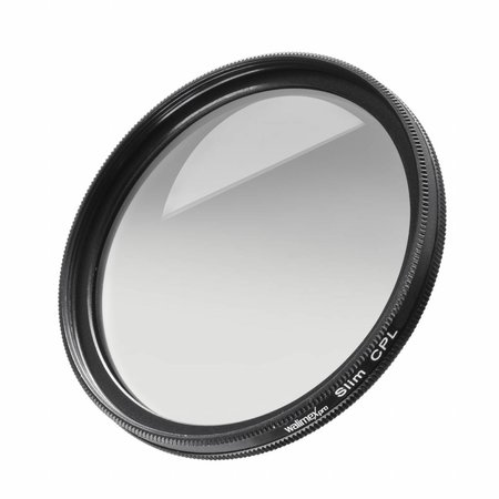 walimex Slim CPL Filter 58 mm