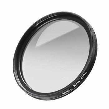 walimex walimex Slim CPL Filter 62 mm, incl  Beschermdoosje