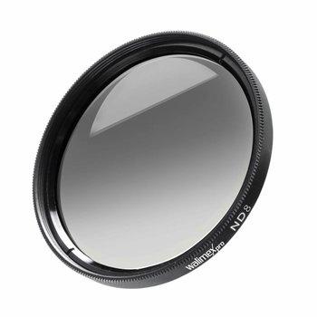 walimex pro Graufilter ND8 vergütet 86 mm