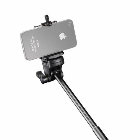 mantona Handstativ Selfy schwarz für GoPro u.a.