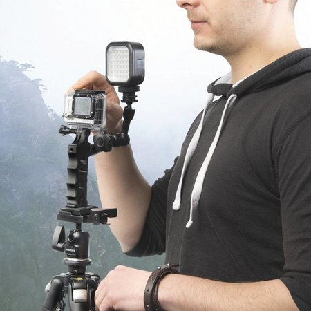 "mantona handle ""steady"" for GoPro Hero"