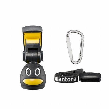mantona Smartphone Bottle Selfie Halter Pinguin