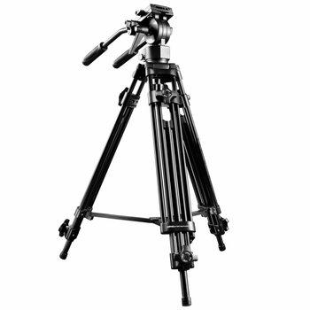 walimex pro walimex pro Video Pro Statief EI-9901, 138cm
