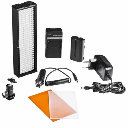 walimex pro LED Video Light with 256 LED