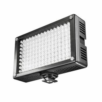 walimex pro LED Videoleuchte Bi-Color 144 LED