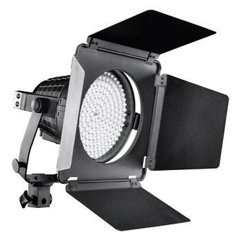 walimex pro LED Spotlight XL + Barndoors