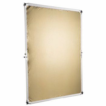 walimex pro Jumbo Reflector Panel 4in1, 150x200cm