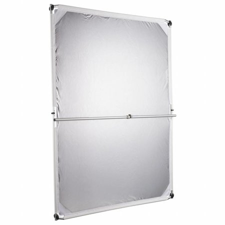 walimex pro Reflector Studio Paneel Jumbo 4in1, 150x200cm