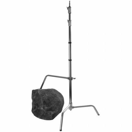 walimex pro Lampenstativ mit verstell. Fuß, 320cm