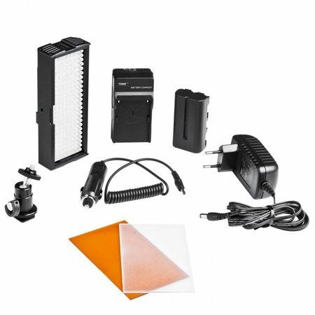 walimex pro Beleuchtung Set Video Set UP 192